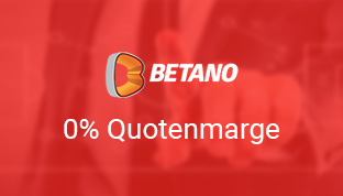 Betano bietet 0% Quotenmarge auf ausgewählte Sportarten
